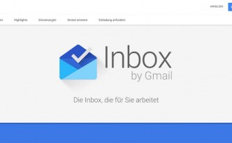 Inbox Website